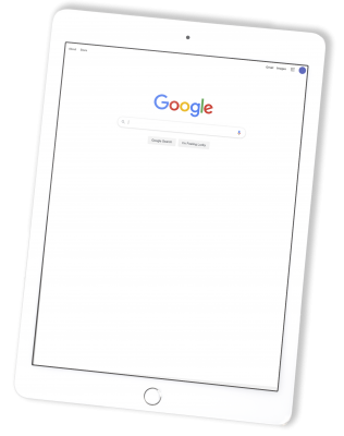 ipad google copy